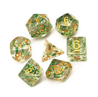 HD DICE DND RPG Polyhedral Dice Set for Dungeons and Dragons D and D Pathfinder