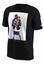 """New Nike Kobe Bryant Retirement """"GOAT"""" Shirt AV1261 010 sz M ***SOLD OUT***"""