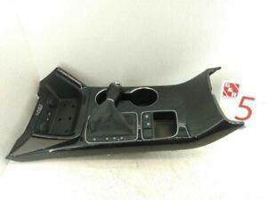 2015 KIA SORENTO Center Console Cupholder Gear Shifter Boot Trim Bezel OEM