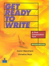 Get Ready to Write: A First Composition Text (2nd