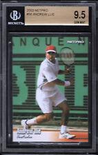 Andrew Llie 2003 Netpro Tennis #56  BVG Gem Mint 9.5