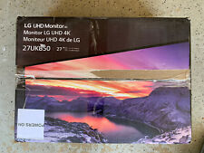 LG 27UK850-W 27 inch Widescreen IPS LED Monitor