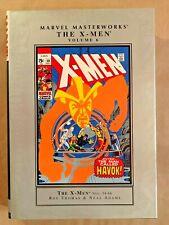 Marvel Masterworks The Uncanny X-Men Volume 6 Hardcover HTF NM-