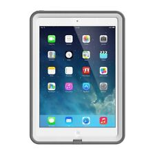 LifeProof FRE Waterproof iPad Air 1st Generation Case Cover (WHITE / GRAY) NEW