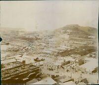 Aerial view of Vladivostok, 1905. - 8x10 photo