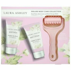 Laura Ashley Deluxe Body Care Collection - English Tea Rose - Valentine's Day