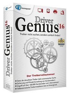 DriverGenius 16 Driver Genius DVD für 3 PC EAN 4023126118226 + Privacy Suite 17