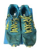 Hoka One One Ladies Evo Mafate Trainers Vibram Running Trail Walking Shoes UK 9