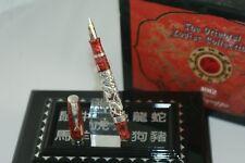 Montegrappa Oriental Zodiac Collection Dragon Fountain Pen Medium Nib