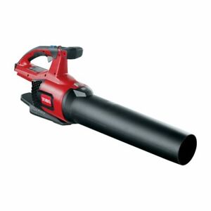 Toro 60V MAX Battery Leaf Blower Brushless Axial Blower 51825T