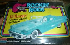 MONOGRAM 1958 FORD THUNDERBIRD LA-BAMBA1/24 Model Car Mountain KIT FS VALENS