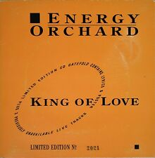 Energy Orchard – King Of Love Numbered Limited Edition CD + Poster – Mint