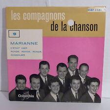 COMPAGNONS DE LA CHANSON Marianne ESRF 1131