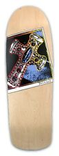 NOS Powell Peralta Ray Underhill CROSS Skateboard Deck NATURAL