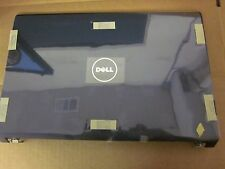 NEW GENUINE Dell Studio 1555 1557 1558 LCD Back Cover Top Lid W/Hinges W395J
