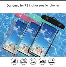 3 PCs Waterproof Phone Pouch Cell Phone Case Dry Bag Iphone Sumsung Galaxy