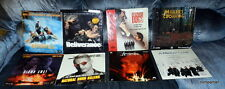 Natural Born Killers Apocalypse Now Reservoir Dogs Deliverance 8 Laserdisc Lot