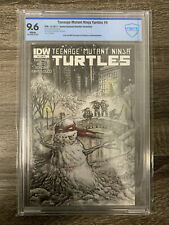 IDW TMNT #5 RI COVER : IDW FILE COPIES : CBCS 9.6 (NOT CGC)