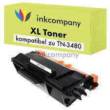 1 Toner für Brother TN3480 MFC DCP HL L5500 L6600 L5100 L5200 L6300 L6400 L6800