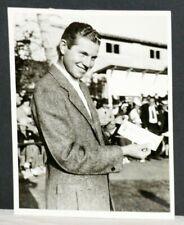 "1935 Horton Smith ""Miami Biltmore Open"" Original Photo Holding Winning Check"