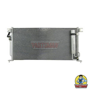 Air Conditioning Condenser Mitsubishi Lancer CH 7/03-9/07 2.0L 2.4L 4Cyl Include