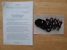 HONDA CIVIC TYPE R orig 2001 UK Mkt Press Release + Photo - Brochure