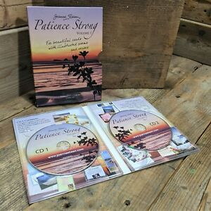 Joanna Sheen ~ Patience Strong ~ Papercraft (CD-Rom) Illustrated Poems & Versus