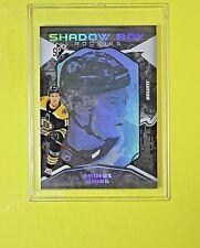"""ANDERS BJORK  17-18  """" SHADOW BOX ROOKIES  034/299 """"  #30   Boston Bruins"""