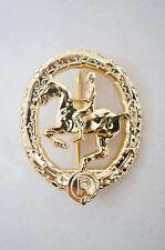 German Gold Horseman REPLICA