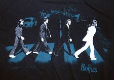 Licensed Beatles Abbey Road Shirt Size Small
