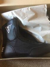 Title Boxing Shoes Men's Size 11 Black