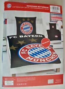 Fc Bayern Bettwäsche Neu 135 x 200 Wendemotiv