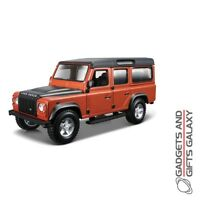 1:32 Land Rover Defender 110 Building kit Make Your Own Metallic Model Car