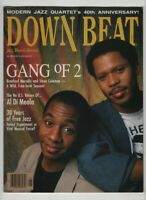 Down Beat Magazine Branford Marsalis & Steve Coleman January 1992 052820nonrh
