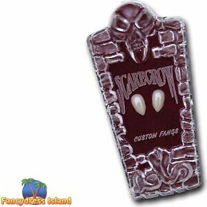 Scarecrow'TM' Small Size Custom Fangs Halloween