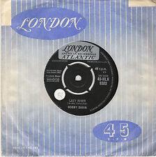 BOBBY DARIN     LAZY RIVER / OO-EE-TRAIN    UK LONDON   60s POP
