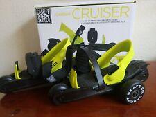 dsCardiff Skate Company Cruiser 3-Wheel Youth Skates Euc