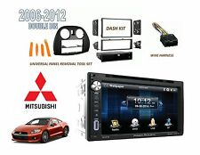 2006-2012 MITSUBISHI ECLIPSE Car Stereo Kit BLUETOOTH TOUCHSCREEN DVD USB