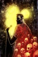 💀👍🏽 DYING IS EASY #1 TEMPLESMITH Exclusive Variant Cover Ltd To 1000 NM IDW