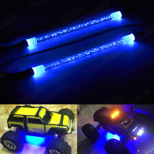 Rc Car Blue Led Light Strip Tube For Traxxas Rustler Stampede Summit X-Maxx