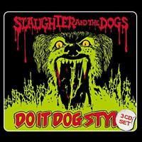 Slaughter And The Dogs - DO IT DOG STYLE [CD]