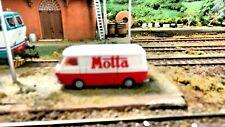 "BREKINA by PIRATAPIBK238000.MOT Fiat 238 ""MOTTA"" Bianco/Rosso scala H0 1/87"