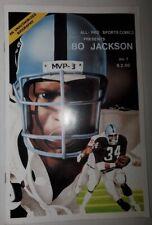 All-Pro Sports Comics Present Bo Jackson #1a Burke 10K print run Sep 1991 (VF)