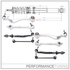 Kit -8 pcs- Bras de Suspension Avant, Gauche + Droite - BMW Série 5 E39