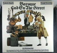 Frederic Hand ‎– Baroque And On The Street (CBS ‎– MK 36687)