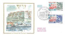 Enveloppe FDC 1er Jour CONSEIL DE L'EUROPE 1983