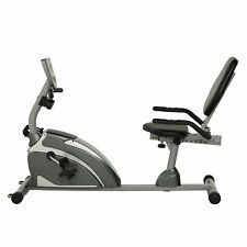 Exerpeutic 900XL Extended Capacity Recumbent Bike with Pulse, New, Free Shipping