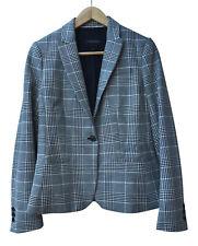 Banana Republic Gorgeous Luxe Check Blazer Jacket Size 10 AU/ 6 US, RRP AU$ 269