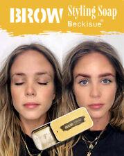 3D Feathery Brows Makeup Gel Waterproof Soap Brows Long Lasting Kit Eyebrow ysds
