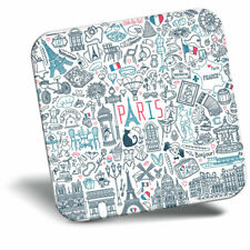 Awesome Fridge Magnet - Paris France Travel Eiffel Tower French Cool Gift #14891